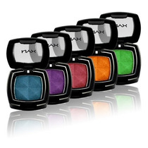 Nyx Single Eye Shadow- Sombras Unitarias!!!