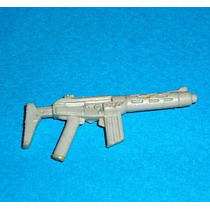 Gi Joe Dial-tone Gi Joe 1986 Submachine Gun