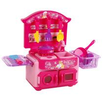 Kit Cozinha Fashion Barbie Chef 2122