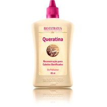 Queratina Liquida Bio Extratus P/ Cauterização E Hidratação