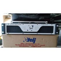 Amplificador De Potencia Etelj Slim 4.000 E 1.250