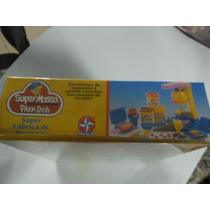 Super Fabrica De Sorvetes Brinquedo Antigo