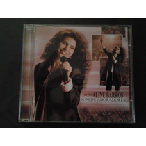 Cd Original De Aline Barros Ao Vivo