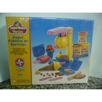 Fabrica De Sorvete Da Estrela -brinquendo Antigo