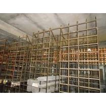 Estante De Aço Organizadora P/ Almoxarifado Matéria Prima 2