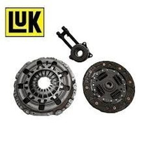 Kit Embreagem Luk Ford Fiesta 1.0l 8v Zetec Supercharger Gas