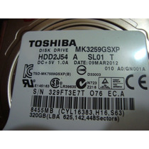 Hd 320gb Sata Ll Para Netbook Cce - N23s Original