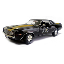Chevrolet Camaro Z/28 Rs 1969 100 Anos Esc. 1:24 M2 Machines
