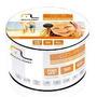 300 Cd Multilaser + 300 Dvd Mr. Data Printable 16x