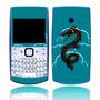 Capa Adesivo Skin365 Nokia X2-03 + Kit Tela