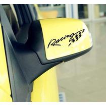 Adesivo Retrovisor Ford Racing Fusion Focus Fiesta Ecosport