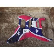 Escudo Strato Ed. Limitada Rebel Flag Fender Am Std Ssh