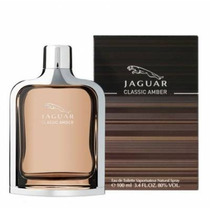 Perfume Jaguar Classic Amber Eau De Toilette Masculino 100ml