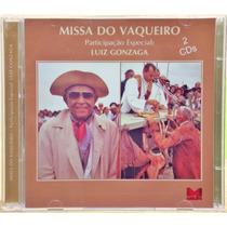 Cd Duplo Missa Do Vaqueiro - Luiz Gonzaga (remasterizado)