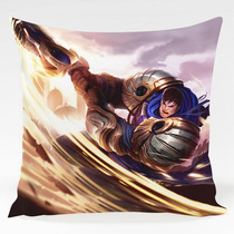 Almofada League Of Legends Garen O Poder De Demacia