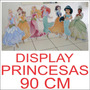 Display De Chão Princesas De Mdf Com Base De Apoio E 90cm