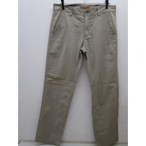 Calça Masculina Casual Bege - Empório Colombo - Tam: 42