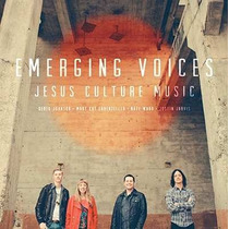Cd Jesus Culture - Emerging Voices (original/lacrado)