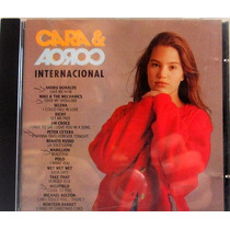 Cd - Cara & Coroa - Internacional