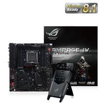 Placa Mae Asus Rampage Iv Black Edition Lga 2011 Intel X79