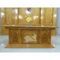 Altar, Ambão Da Palavra, Ambão Comentarista, Pulpito,