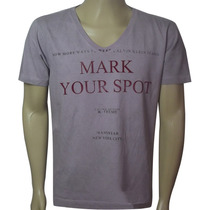 Camiseta Calvin Klein Jeans Mark Your Spot