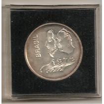Prata Comemorativa Do Sesquicentenário Da Independência