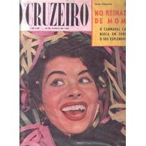 O Cruzeiro 1955.carnaval Bailes.escolas De Samba.fantasias