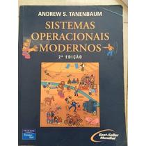 Livro- Sistemas Operacionais Modernos- Andrew S. Tanenbaum