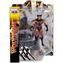 Marvel Select Unmasked Wolverine Diamond Toys