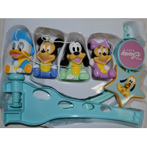 Mobiles Giratorio Musical De Berço Do Mickey Baby