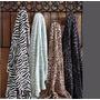 Cobertor Manta De Microfibra Casal Estampada - Corttex