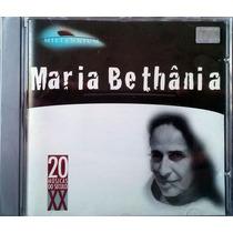 Cd Maria Bethânia - Millenium (coletânea)