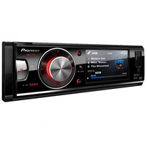 Dvd Player Automotivo Pioneer 3 Pol Usb Frontal Sub Mp3