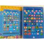 Mini Tablet Infantil Galinha Pintadinha Interativo Educativo