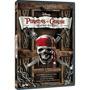 Piratas Do Caribe Coleção C/ 4 Dvds - Frete Gratis