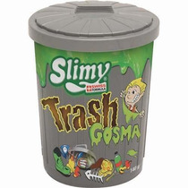 Brinquedo Trash Pack Gosma Trash Slimy Dtc 3093