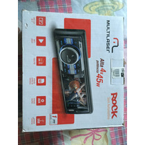 Mp3 Usb Reproduz Dvd Multilaser Rock P3180 Tela