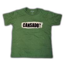Camiseta Adulto-tam G-cor Verde/vermelha-c169
