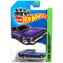 Hot Wheels - Chevrolet Ss - Opala - Opalão Azul - 2014