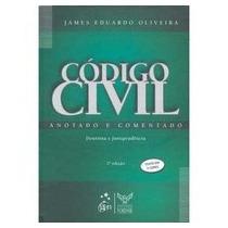 Livro Código Civil James Eduardo Oliveira