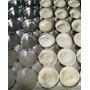 Fabrica, Forma De Mini Pizzas, Esfihas Inox Diamero 7 Cm