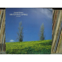 Lp George Winston Winter Into Spring Solo Piano