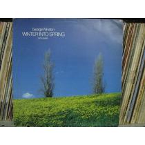 Lp George Winston Winter Into Spring Solo Piano