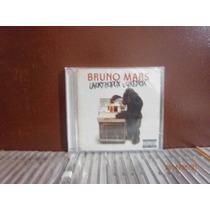 Cd Bruno Mars - Unorthodox Jukebox (lacrado)