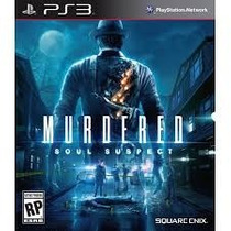 Murdered Soul Suspect Ps3 - Inglês - Codigo Psn - Zell Games