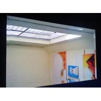 Espelho Bisotê 120x60cm- C/suporte/ Ferte Só P/ Gd. S. Paulo