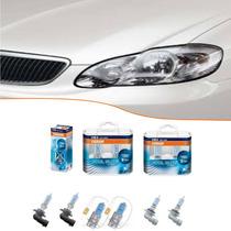 Lampada Super Branca Corolla Osram Cool Blue H3 Hb4 Hb3