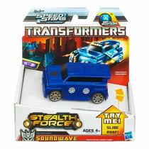 Carro Transformers Stealth Force - Hasbro 96217