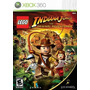 Lego Indiana Jones 1 Original Adventures Mídiafísic Xbox 360